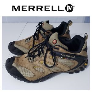 Merrell Continuum Men Size 11.5 Hiking Shoes